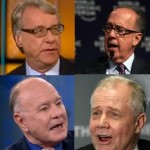 "Marc Faber, Jim Chanos, Jim Rogers, And Stephen Roach On ""Short China"""