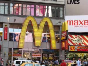 McDonald's Corporation (NYSE:MCD)