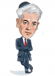 PERSHING SQUARE Bill Ackman