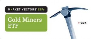 Market Vectors Gold Miners ETF (NYSEARCA:GDX)