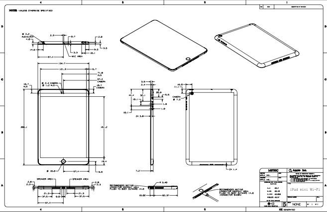 Apple Inc (NASDAQ:AAPL) iPad Mini