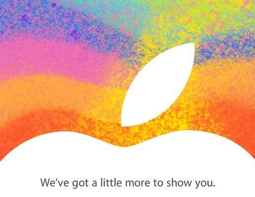 Apple Inc (AAPL) Event Invite