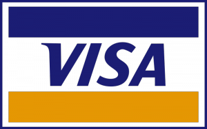Visa, American Express, Mastercard