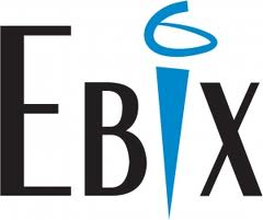 EBIX options active as shares slide