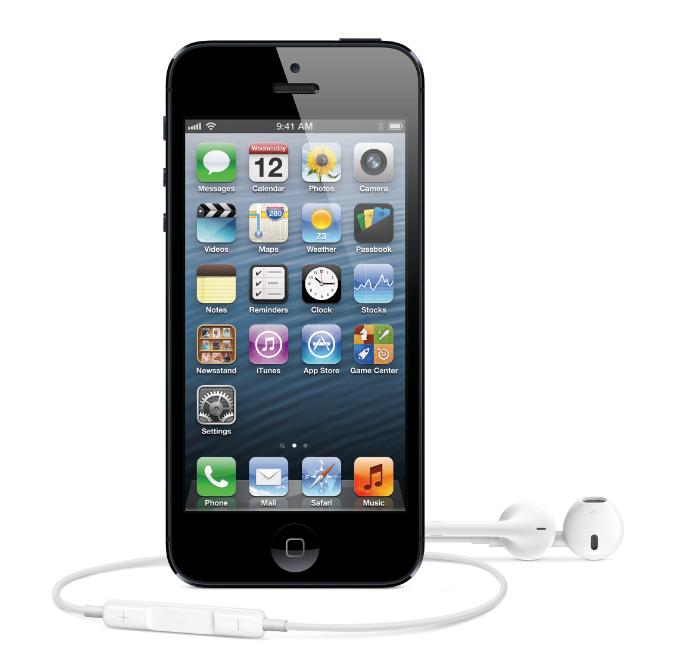Apple Inc. (AAPL), iPhone 5