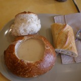 Credit: Lunch @ Panera's, by Tobyotter