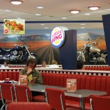 Burger King Worldwide Inc (BKW)