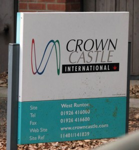 Crown Castle International Corp. (NYSE:CCI)