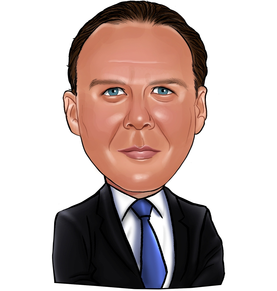 Mark McGoldrick - Mount Kellett Capital Management