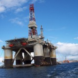 Credit: Global Santa Fe Rig 140 (Now owned by Transocean), by ST33VO