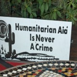 Credit: Humanitarian Aid Is Never A Crime by kretyen