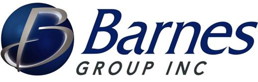 Barnes Group Inc. (NYSE:B)