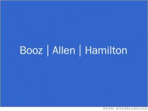 Booz Allen Hamilton Holding Corporation (NYSE:BAH)