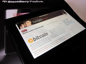 Credit, blackberry playbook by edans
