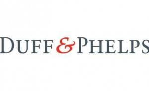 Duff & Phelps Corp (NYSE:DUF)