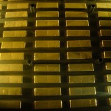 Gold Bars by Brian Giesen