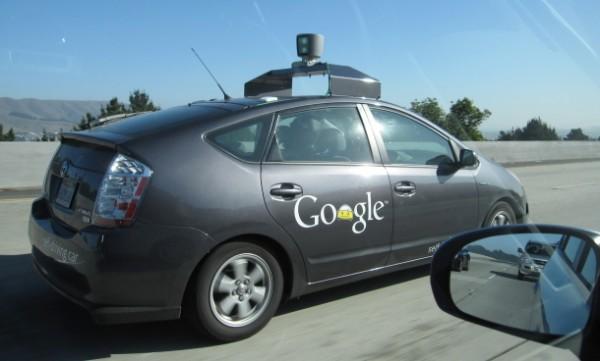 Google Robotic Car