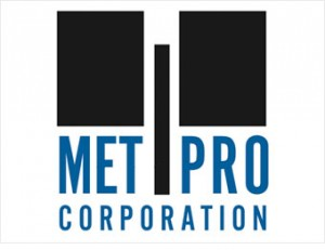 Met-Pro Corporation (NYSE:MPR)