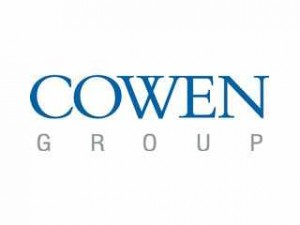 Cowen Group, Inc. (NASDAQ:COWN)
