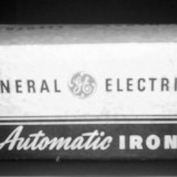 Credit: General Electric Automatic Iron Box by Marion Doss