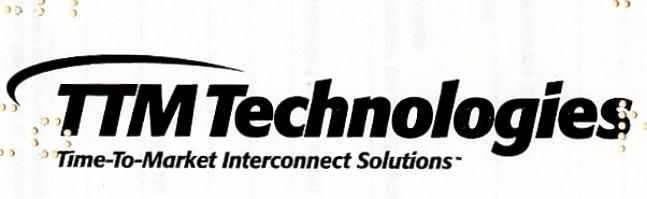 TTM Technologies, Inc. (NASDAQ:TTMI)