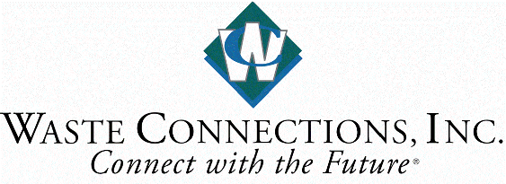 Waste Connections, Inc. (NYSE:WCN)