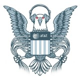 Credit: NSA Eagle by ElectronicFrontierFoundation