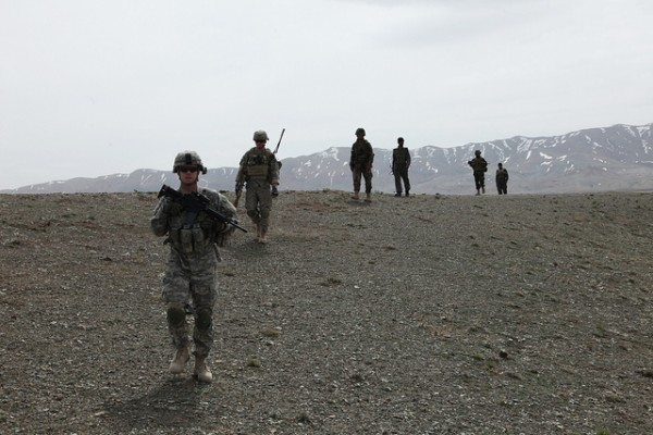 Credit: Soldiers Conduct Operation Kanjar by DVIDSHUB