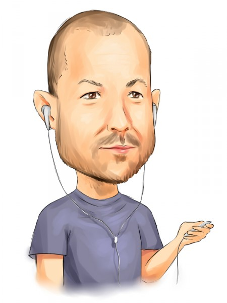 Jony Ive, Apple Inc. (NASDAQ:AAPL)