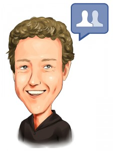 Facebook Inc (FB), BlackBerry Ltd (BBRY)