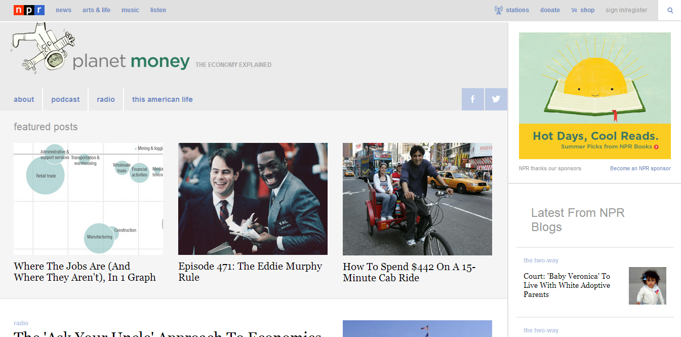 Planet Money (NPR)