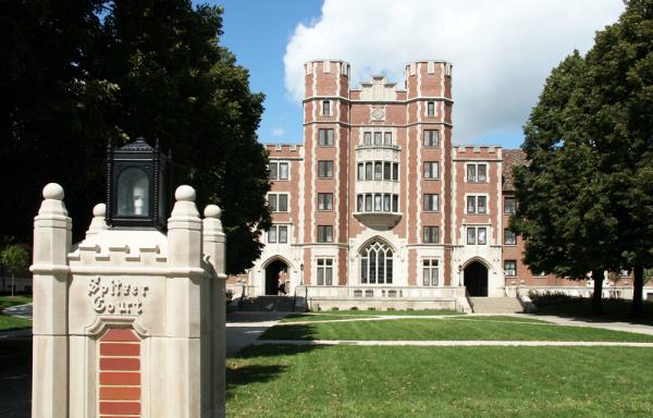 800px-Cary_Quad_and_Spitzer_Court,_Purdue_University