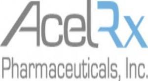 AcelRx Pharmaceuticals Inc