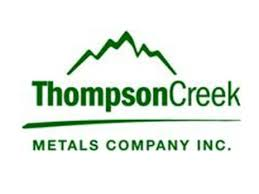 Thompson Creek Metals Company Inc (USA) (NYSE:TC)