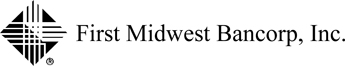 First Midwest Bancorp Inc (NASDAQ:FMBI)