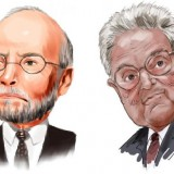 Paul Singer & George Soros
