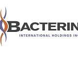 Bacterin International Holdings Inc (BONE)