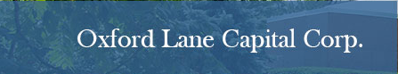 Oxford Lane Capital corp