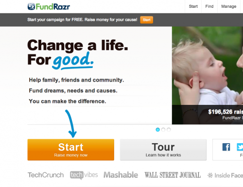 top websites for crowdfunding