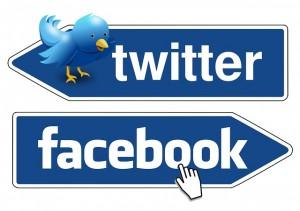 Facebook FB Twitter TWTR Social Media Stocks