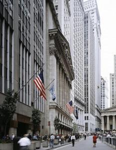 U.S. Financial Hub: Wall Street
