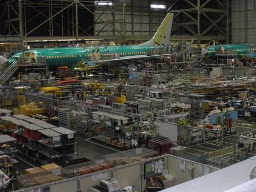 Boeing BA Airplane 737