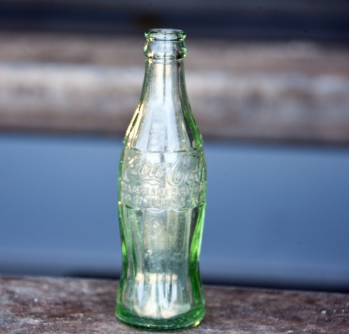 Coca-Cola KO Bottle