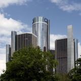 General Motors Building in Detroit, Michigan