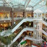 multi-level shopping mall