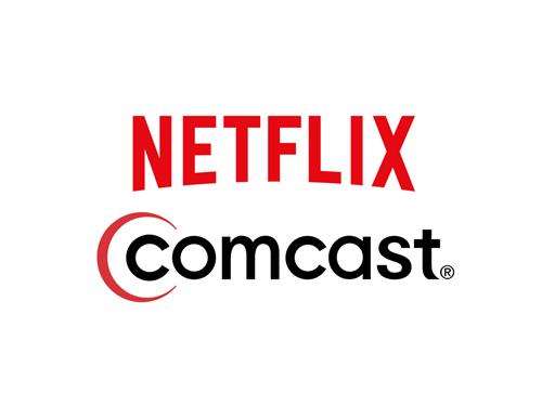 netflix  nflx  vs comcast  cmcsa  cheers for obama net