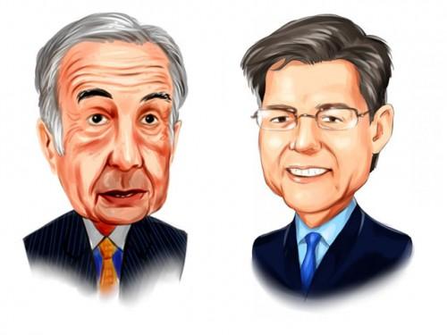 Carl Icahn and Jim Roumell on Apple Inc. (AAPL)