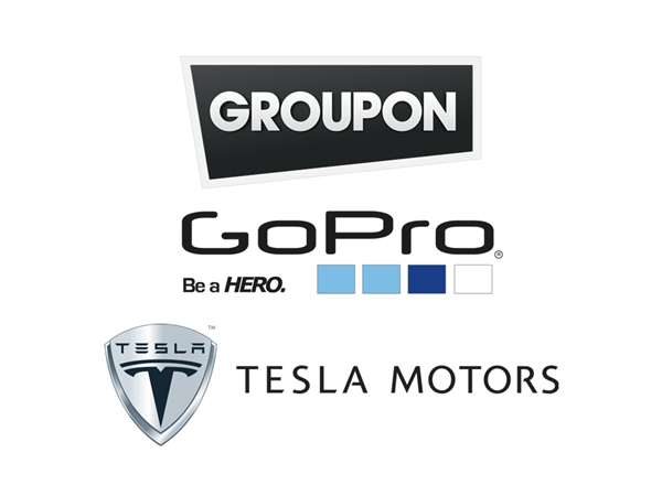 Groupon, is GRPN a good stock to buy, GoPro, is GPRO a good stock to buy, TSLA, is TSLA a good stock to buy,