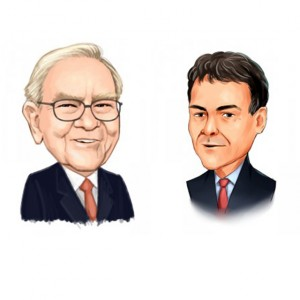 Warren Buffett vs. David Einhorn