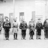 Troops of the Eight-Nation Alliance in 1900